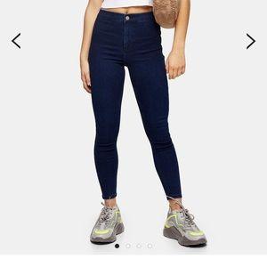 NWT Topshop Joni Jeans